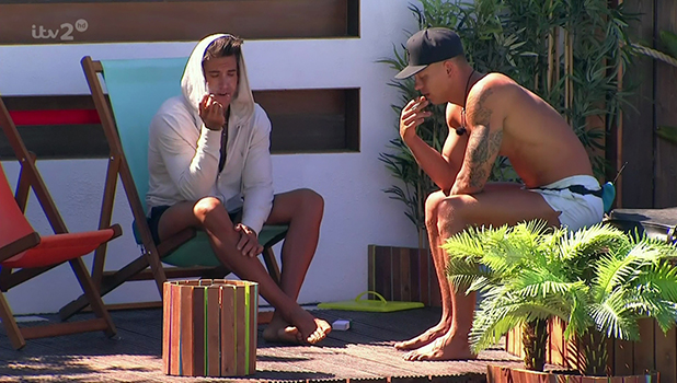 Love Island: Alex and Terry, 2016