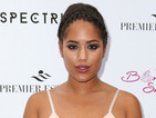 Get the look! Love Island's Malin Andersson goes nude at Spectrum launch party
