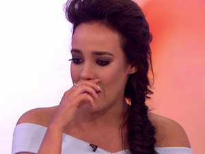 """Pregnant Stephanie Davis admits: """"I wanted to give up"""""""