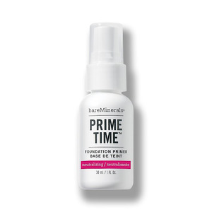 bareMinerals Prime Time Neutralizing Foundation Primer, £22, 19th July 2016