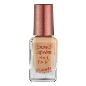 Barry M Coconut Infusion Nail Paint in Tiki Hut £4.99, 21st July 2016