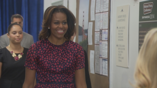 Parks and Recreation, Michelle Obama, Dave, Sun 24 Jul