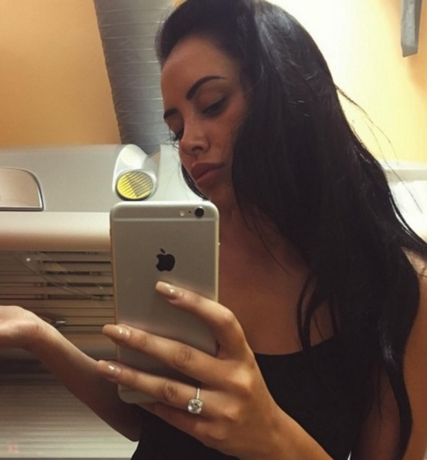 Marnie Simpson hits back at engagement claims 22 July