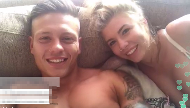 Love Island: Alex and Olivia do a Q&A on Periscope, 20 July 2016