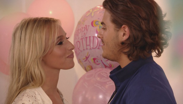 TOWIE Series 18, Episode 2: Amber Dowding and Chris Clark