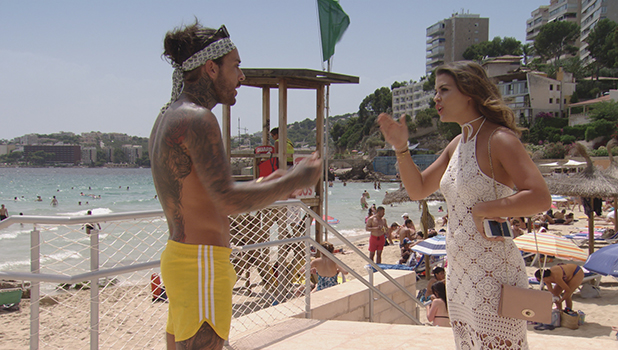 TOWIE Series 18, Episode 2 Pete Wicks confronts Chloe Lewis about Megan McKenna rumour To air 20 July 2016