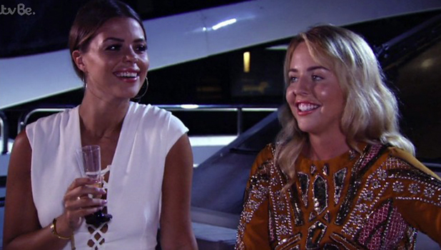 TOWIE Series 18, Episode 2 Chloe Lewis and Lydia Bright Aired 20 July 2016