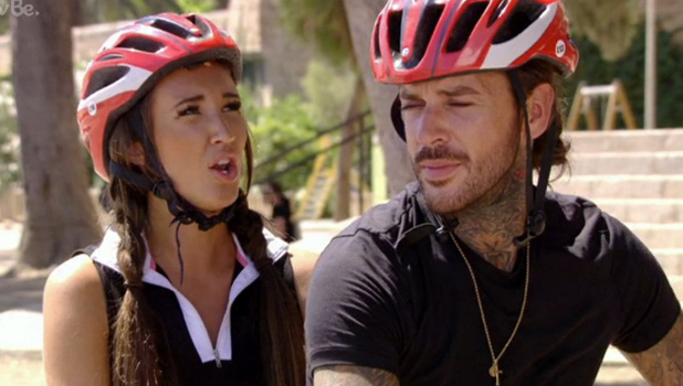 TOWIE Series 18, Episode 2 Pete Wicks and Megan McKenna Aired 20 July 2016