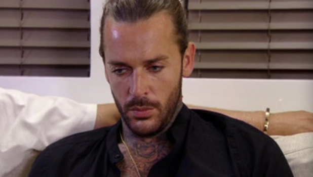 TOWIE Series 18, Episode 2 Lydia Bright and Chloe Lewis row with Megan McKenna, Pete Wicks listens Aired 20 July 2016