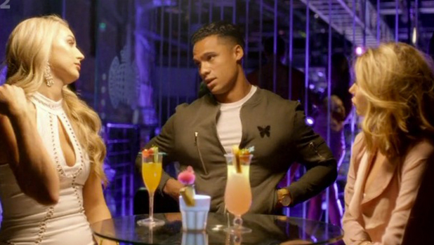 Love Island reunion: Rachel and Rykard talk to Olivia 17 July 2016