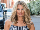 Get the look! TOWIE's Danielle Armstrong proves her fashion credentials in stripy jumpsuit