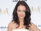Ex On The Beach's Jess Impiazzi shows off her petite figure in slinky white dress