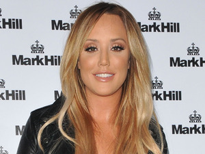 Former Geordie Shore star Charlotte Crosby does biker chic at Mark Hill launch party