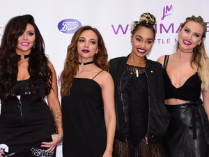 The Little Mix ladies look SO fierce as they launch their new fragrance, Wishmaker