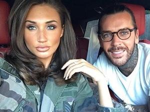 Megan McKenna and Pete Wicks selfie, Instagram 26 July