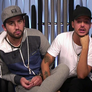 Ryan Ruckledge and Hughie Maughan, Big Brother 9 July