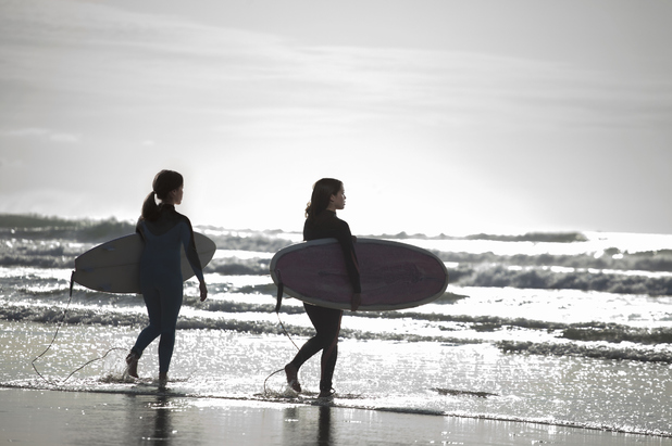 Close by to Perranporth is Newquay which is perfect for surfing