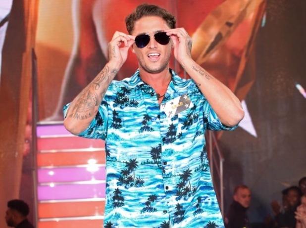 Stephen Bear, Celebrity Big Brother 28 July