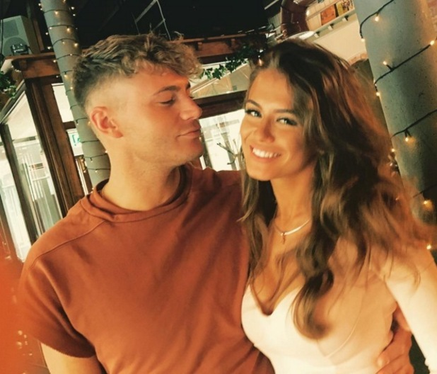 Scotty T and Francesca Toole, Instagram 27 July