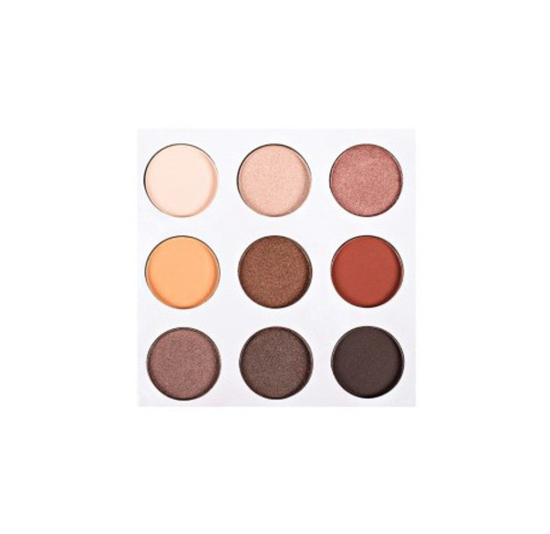 Shaanxo 18 Color Eyeshadow & Lipstick Palette, 25th July 2016