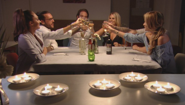 TOWIE Series 18, Episode 4 The couples meet for dinner To air 27 July 2016