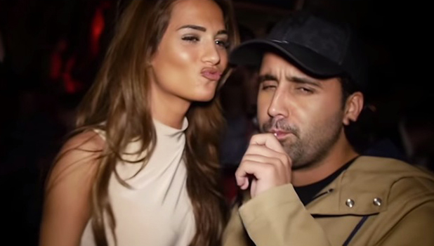 Liam Blackwell's music video for Helicopter features TOWIE stars Released 24 July 2016
