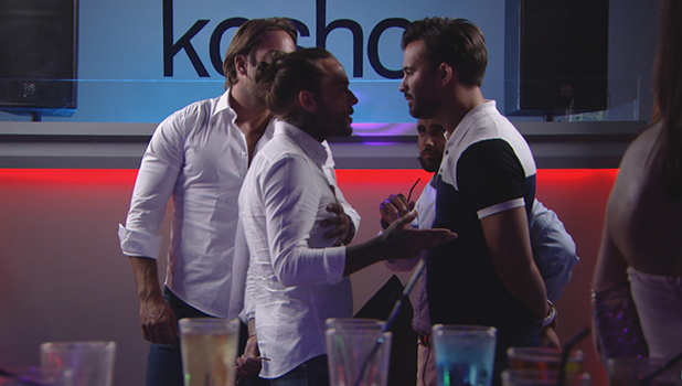 TOWIE Series 18, Episode 4 Mike and Pete row again