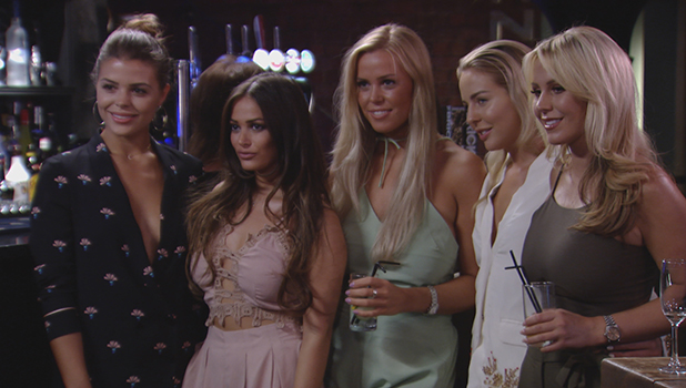 TOWIE Series 18, Episode 4 Megan McKenna missing Courtney and Chloe's friendship