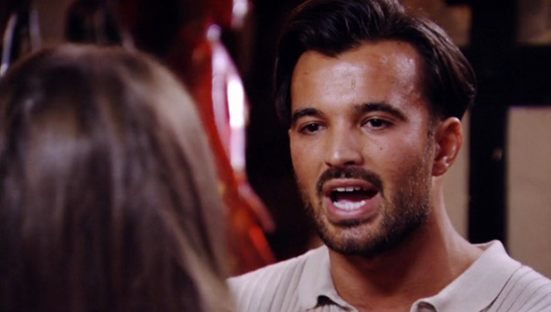 TOWIE Series 18, Episode 3: Megan and Pete confront Mike 24 July 2016