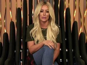 Aubrey O'Day on Celebrity Big Brother, 2016