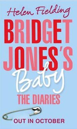 Helen Fielding announces release of Bridget Jones' Baby: The Diaries, 2016
