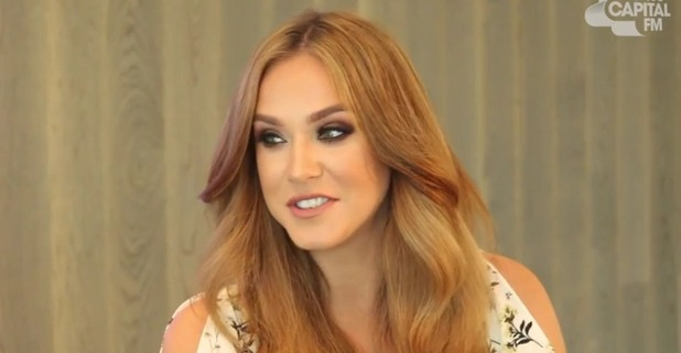 Vicky Pattison on Capital FM North East, 3 August 2016