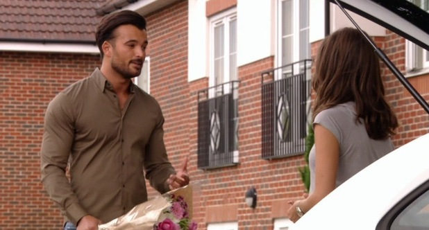TOWIE: Mike apologises to Megan McKenna 31 July
