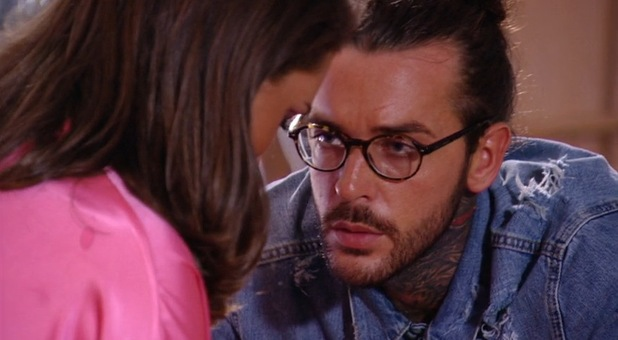 TOWIE: Megan McKenna breaks down to Pete Wicks 31 July