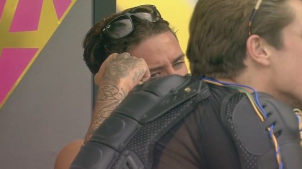 CBB Day 7: Bear and Lewis talk about Marnie 3 August 2016