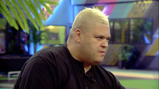 Celebrity Big Brother Day 7: Heavy D 4 August 2016