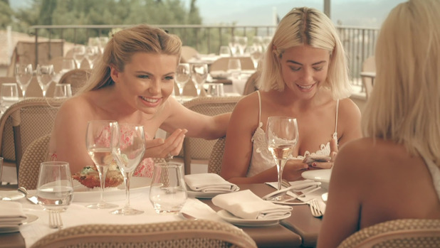 Toff and Jess Woodley, Made In Chelsea: South of France 1 August