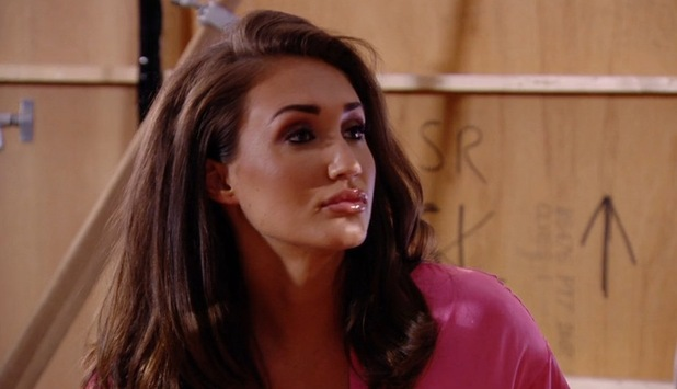 TOWIE: Chloe Lewis takes a swipe at Megan McKenna 31 July