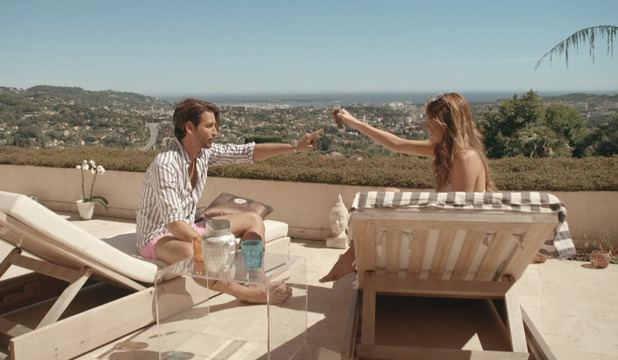 Ollie Locke and Binky Felstead, Made In Chelsea: South of France 1 August