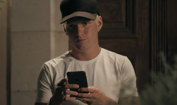 Jamie Laing, Made In Chelsea: South of France 1 August