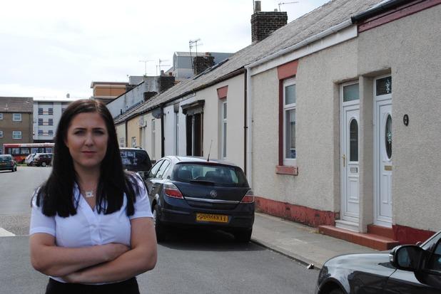 Britain's Benefit Tenants, Caroline, Wed 10 Aug