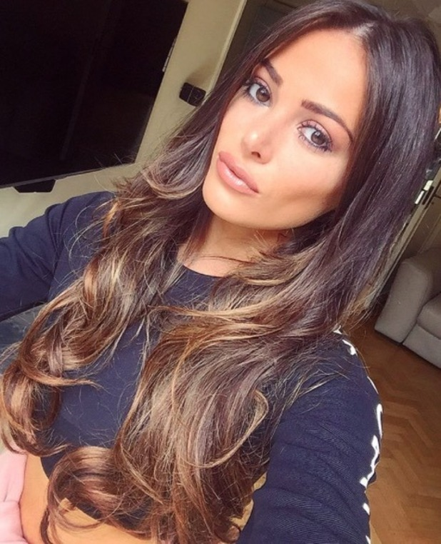 TOWIE's Courtney Green - 4 August 2016