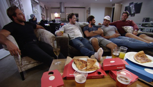TOWIE Series 18, Episode 6 Arg and Dan's flat 3 August 2016