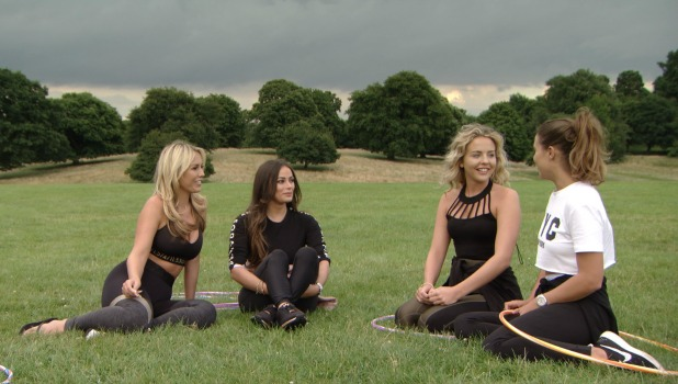TOWIE Series 18, Episode 6 Courtney joins girls on day out 3 August 2016