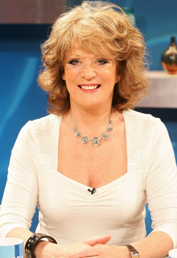 Loose Women' TV - 2008 - Sherrie Hewson. 2008
