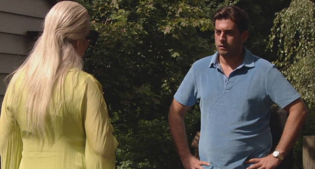 TOWIE's Debbie Bright and James ':Arg' Argent talking after Lydia Bright split, 14/8/16
