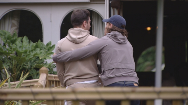 TOWIE: Jon and Kate clash 10 August 2016