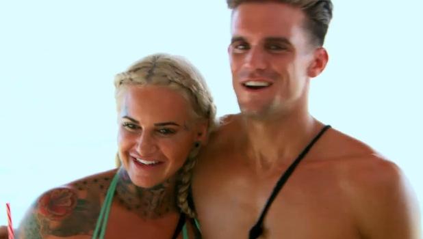 Ex On The Beach 5: Jemma Lucy reveals she fancies Gaz Beadle 9 August