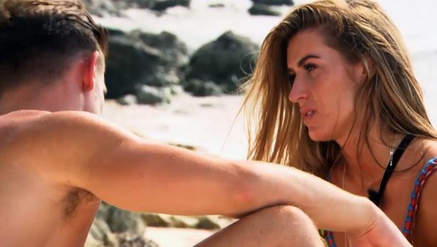 Lillie Lexie Gregg reunites with Gaz Beadle, Ex On The Beach 5 9 August
