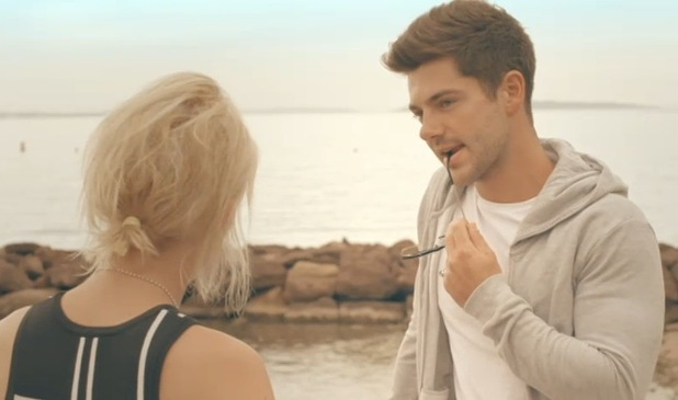 Alex Mytton and Olivia Bentley discuss hook up, Made In Chelsea: South of France 8 August